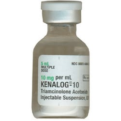 Kenalog 10 Injections